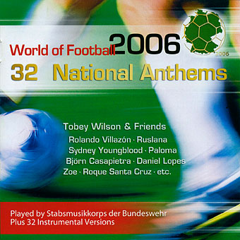 FOOTBALL/32 NATIONAL ANTH