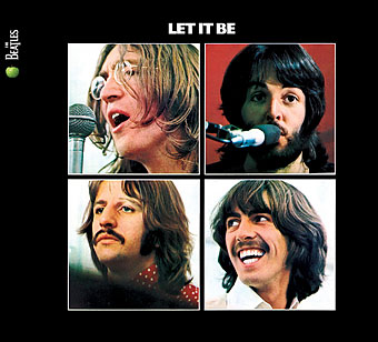LET IT BE -STEREO REMASTER-