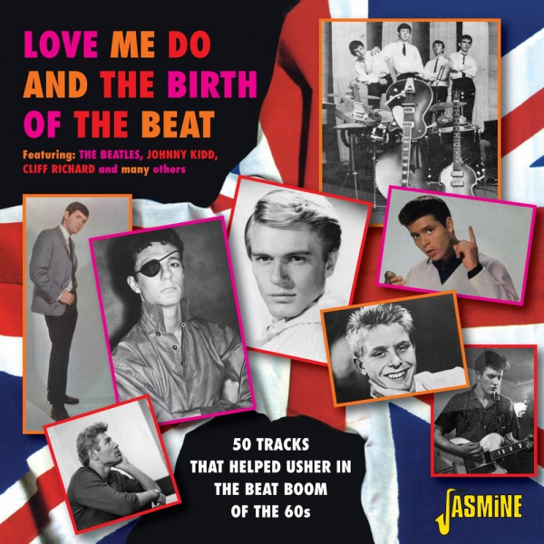 LOVE ME DO & THE BIRTH OF