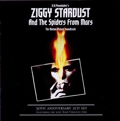 ZIGGY STARDUST AND SPIDERS FROM MARS