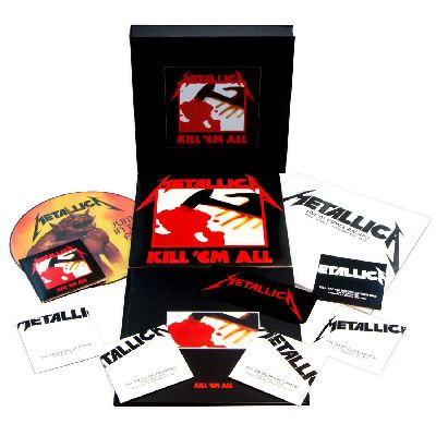 Kill 'Em All (Deluxe Box Set)