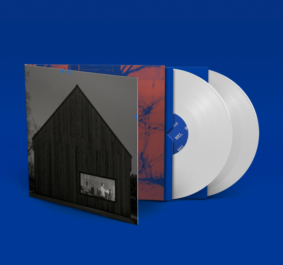 SLEEP WELL BEAST (WHITE VINYL)