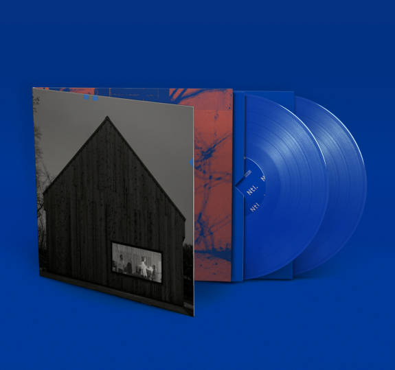 SLEEP WELL BEAST (BLUE VINYL)