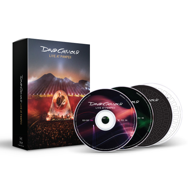 LIVE AT POMPEII -BOX SET-