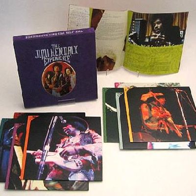 THE JIMI HENDRIX EXPERIENCE -BOX SET-