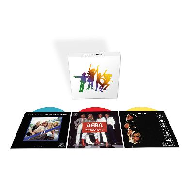 ABBA: THE SINGLES (COLORED VINYL)