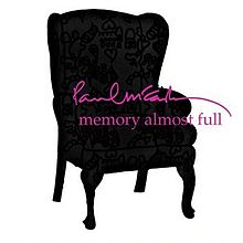 MEMORY ALMOST FULL -SPECIAL ED-